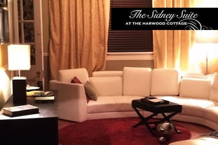 The Harwood Cottage Sidney Suite - Macon - Maison