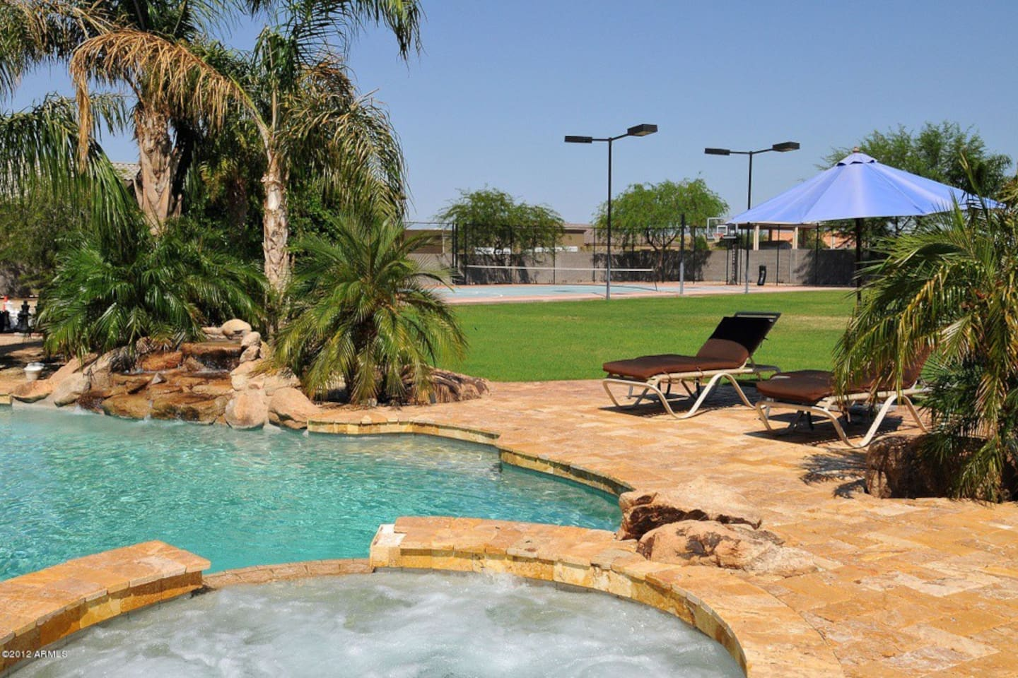 resort living in the phoenix area houses for rent in peoria