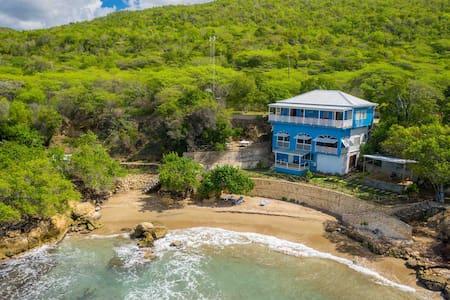 SPECIAL PRICE: 4-Bedroom Villa On Private Beach