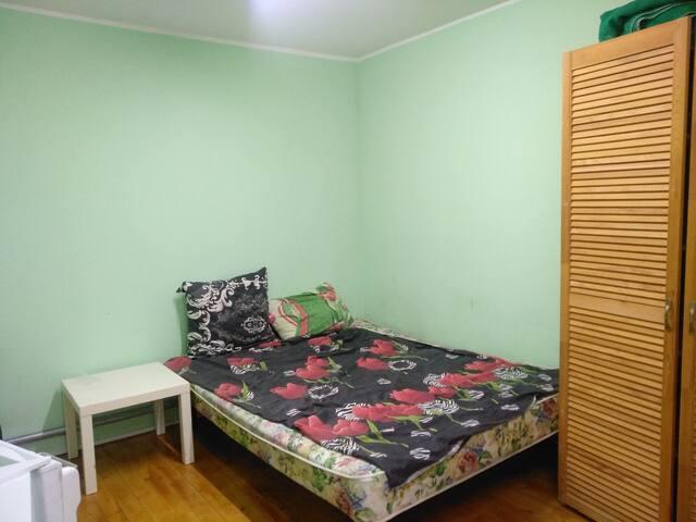 Квартира-студия в частном доме