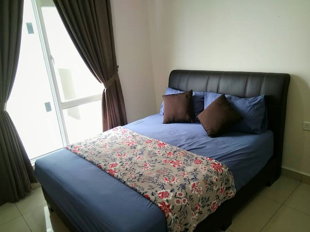 Common bedroom - Johor Bahru - Apartment
