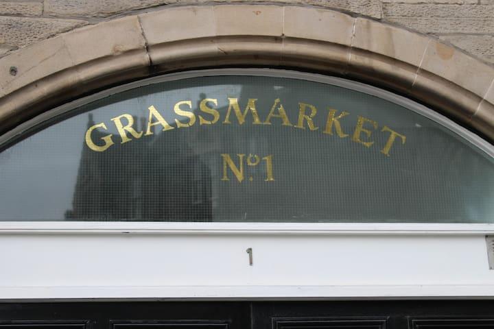 No. 1 The Grassmarket