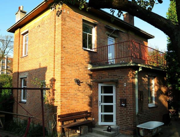Experience Zlín history in an original Bata house - Zlin - Casa