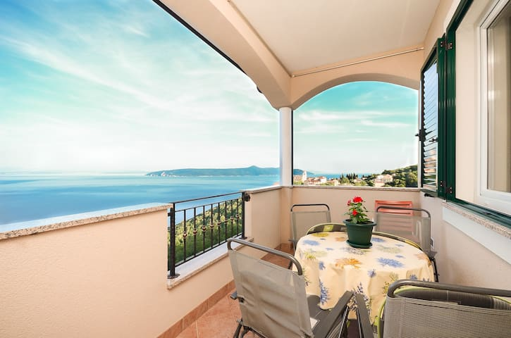 Two Bedroom Apartment, in Moscenicka Draga (Opatija)