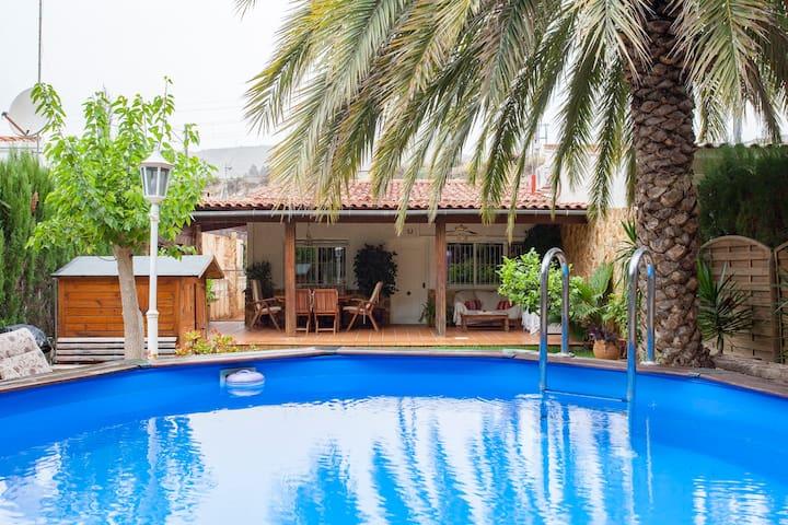 Acogedora casa rústica junto al mar VT-452068-A - El Campello - Talo