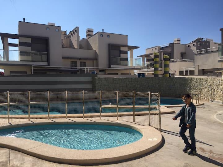 Apartamento nuevo en Cabo de Palos.