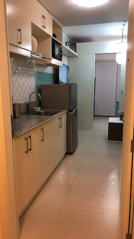 1 BR Apt at Cool Suites Wind Residences Tagaytay