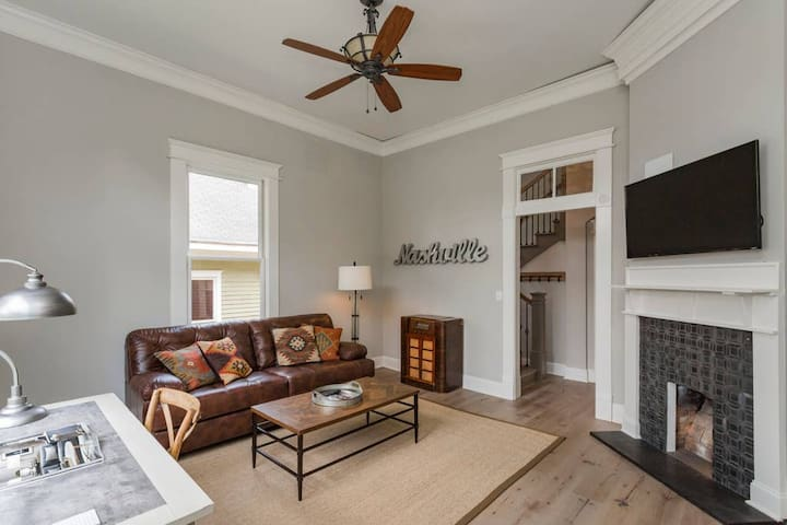 Walk to Five Points + 10 Minutes from Downtown!