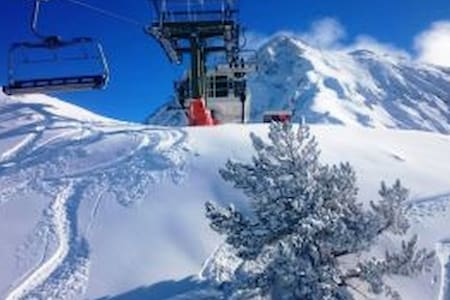 Ski right to your house in BAQUEIRA BERET 1500 - Baqueira - Appartement