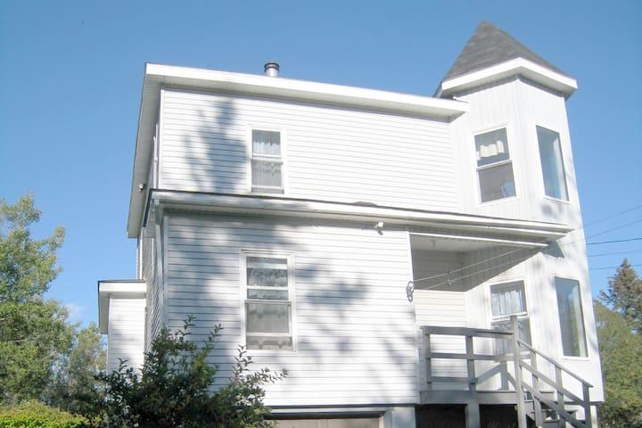 McGuirk House by the Bay 121 Park St. Parrsboro NS