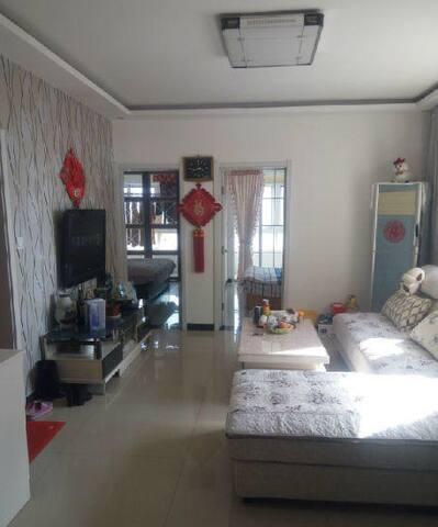 德阳温馨的家 期待你的体验和入住 不多的好房子