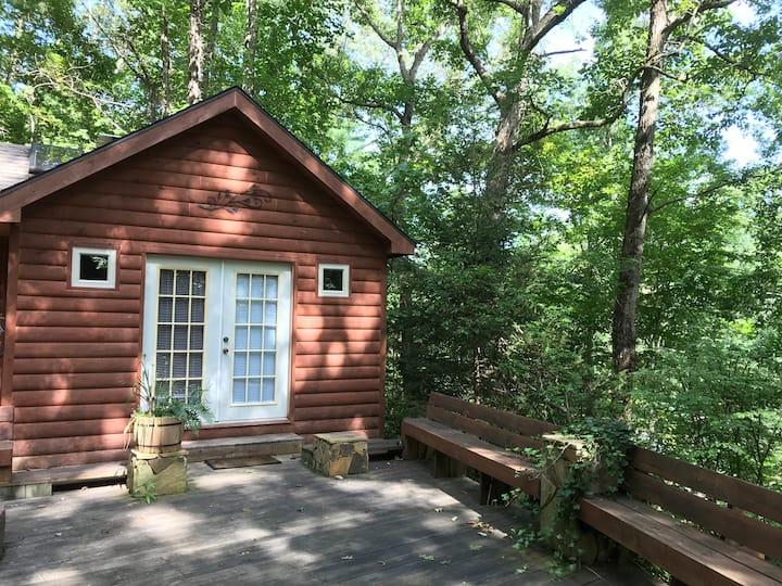 Mills River Cabin