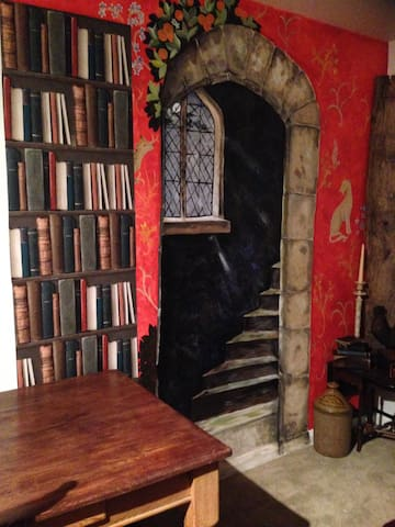 Love Harry Potter room b&b - Kings Langley - Casa