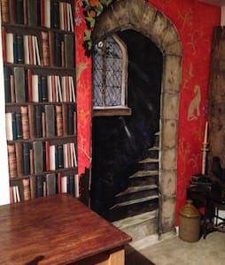Love Harry Potter room b&b - Kings Langley - Huis