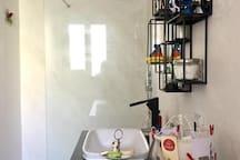 Bagno Simpatico con doccia/Funny Bathroom with shower