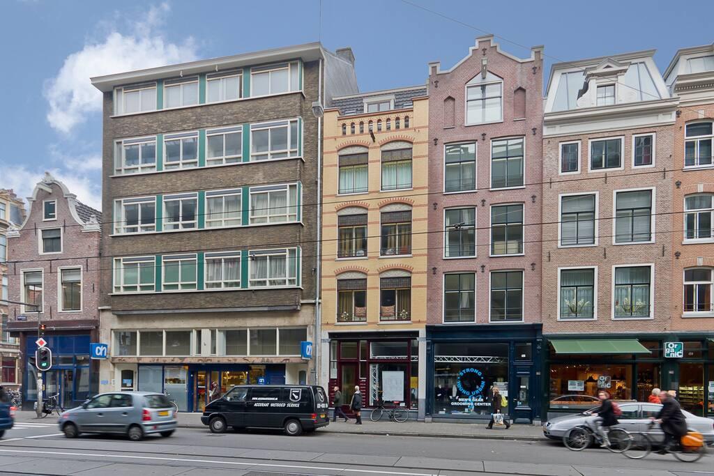 Ideally located appartment with a great view apartamentos en alquiler en msterdam noord - Apartamentos en amsterdam ...