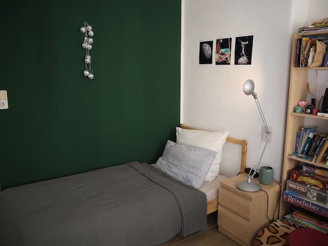 Cute, quiet room in the heart of St.Pauli
