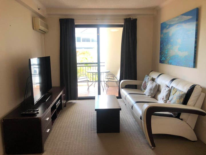 BUDGET 1 Bedroom Apartment Free Wifi Free Parking