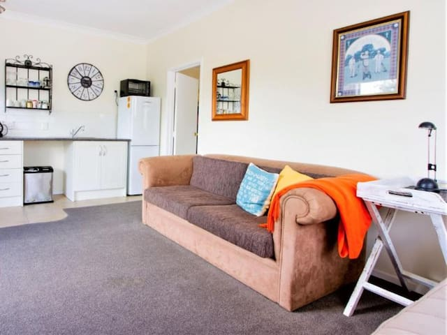 """The Par3 Apartment"" at Mangawhai Lodge"