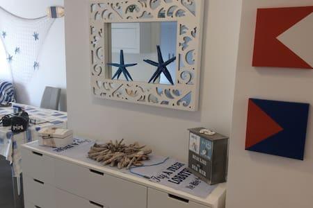 Mejor apartamento en 1ª línea playa - Playa Puebla de Farnals