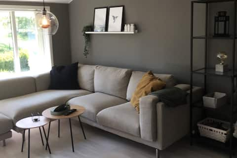 Modern appartement in Dusavik