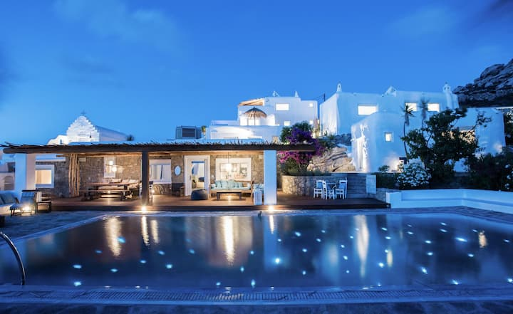 9 Islands Suites-Mykonos Suite