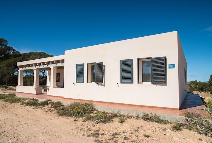 Casa Es Camp Formentera - Cap de Barbaria - Дом