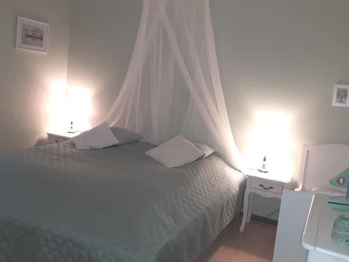 Stor ferielejlighed på Bornholmsk Bondegård