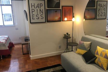 Apartamento exclusivo no Flamengo