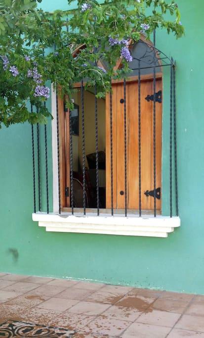 Ambiente familiar en casa colonial casas en alquiler en granada granada nicaragua - Casas en alquiler granada ...