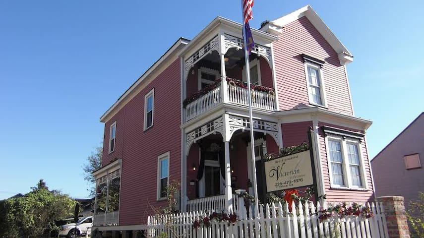 The Victorian on the Avenue is clean, comfortable. - Donaldsonville