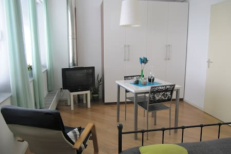 Spacious room with ensuite bathroom - Eindhoven - Haus