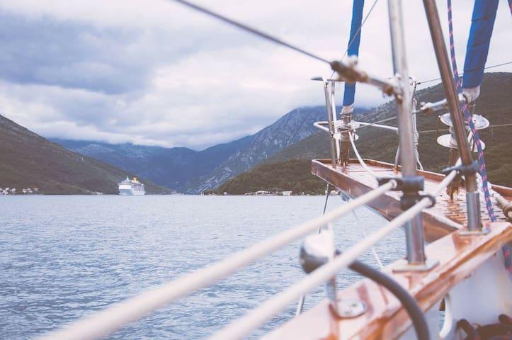 Weekend on a yacht in Croatia - Дубровник - Barco
