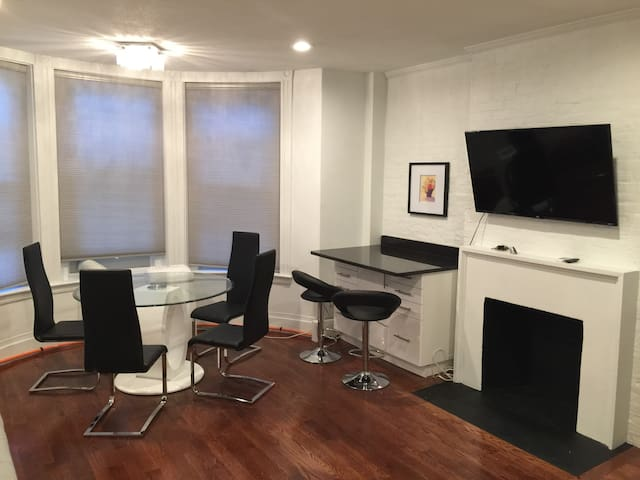 Cozy luxury Apt near prudential Center
