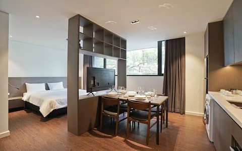 Brand-new/Modern style Studio close to Lotte Tower