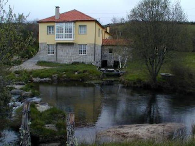 Casa Molino, Montederramo, Ourense - Montederramo - Rumah