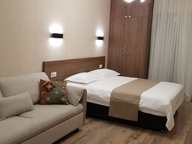 "Standard room in ""crystal resort"" 4 stars hotel"