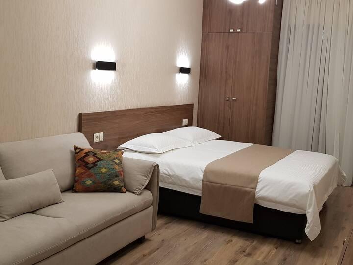 "Standard room in ""crystal resort"" 4 stars hotel"