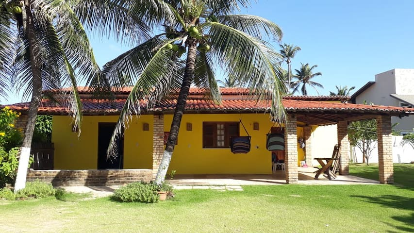 Casa Amarela - Beira Mar