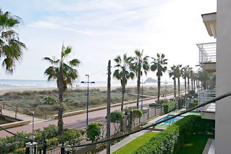 Nuevo apartamento en Peñiscola, 1ªlínea de mar