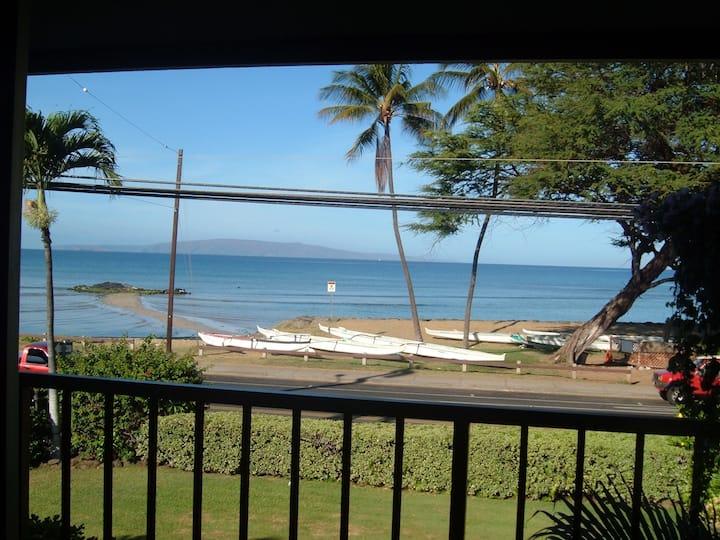 Kihei Oceanfront Beautiful 2 Bedroom Condo