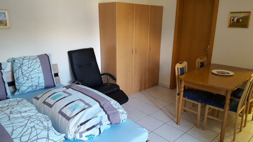 Heidastudio in Zentraler Lage - Visperterminen - Apartament