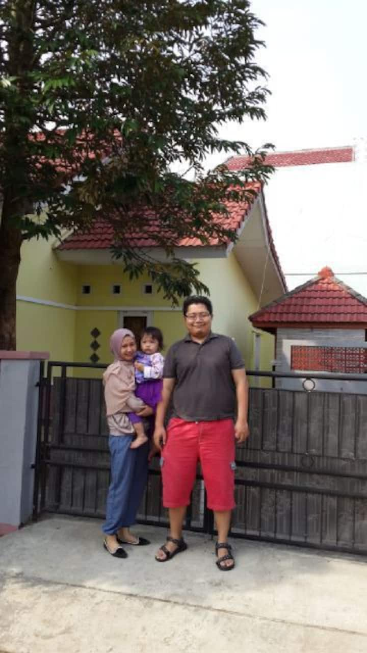 Enjoy stay at Serang, like at home
