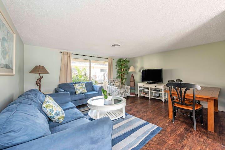 Freshly Remodeled Coastal Style Home