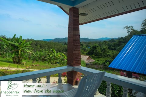 Theppahrak Home Khaolak - Mountain View H.1