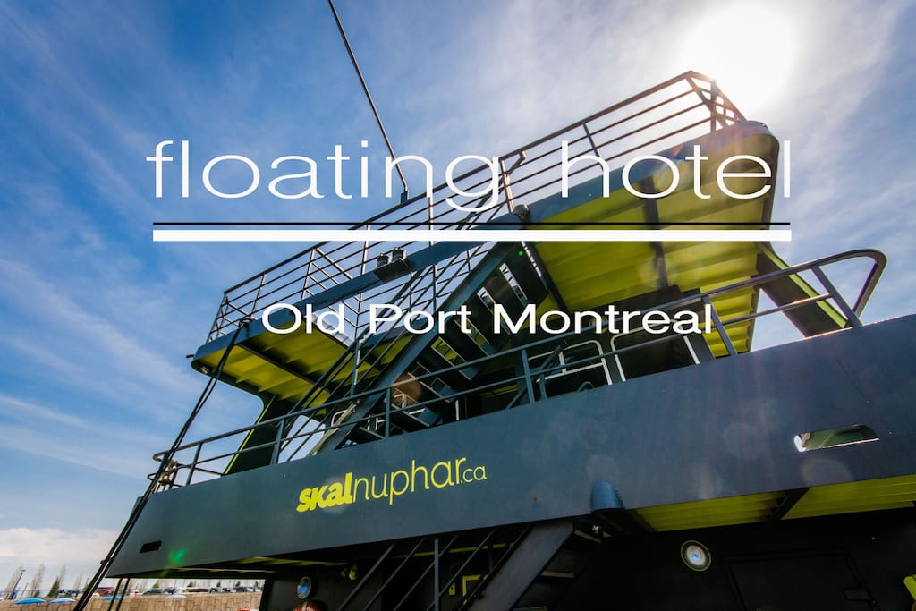 1 of a kind experience old port montreal spa deck boote for Badezimmer 5330