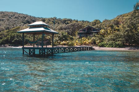 CORAL SHORES - Roatan's Best Views. Turquoise Sea!