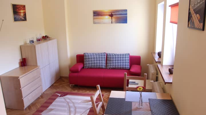 Apartment in Gdynia city centre