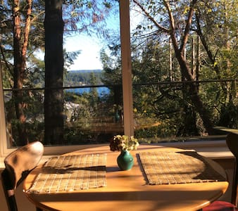 Seaview Retreat - Salt Spring Island