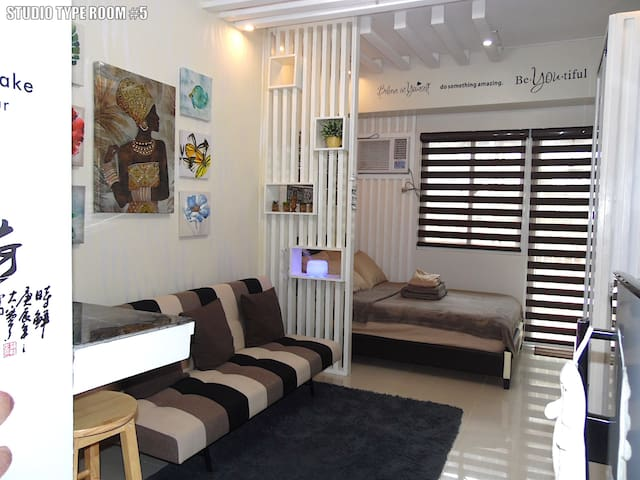 5: SMDC FIELD RESIDENCES CONDO FOR RENT - SM SUCAT